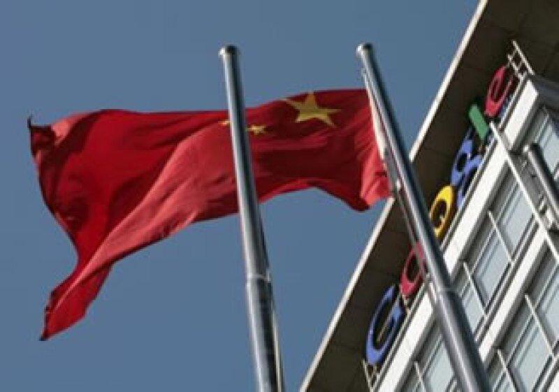Google entró en su segunda semana de una disputa con China. (Foto: Reuters)
