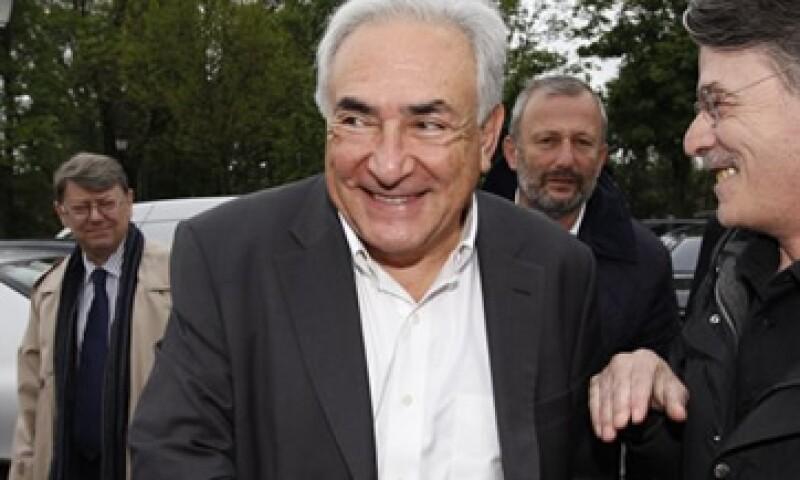 Nafissatou Diallo acusó a Strauss-Kahn de obligarla a tener sexo oral y de intentar violarla en la suite de lujo del hotel Sofitel de Manhattan. (Foto: Reuters)