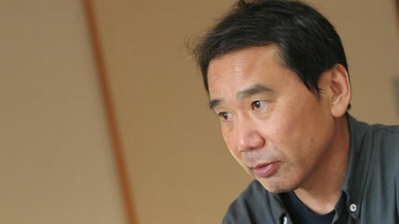 murakami en una foto del 2006