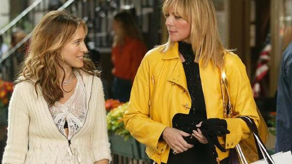 Carrie Bradshaw y Samantha Jones