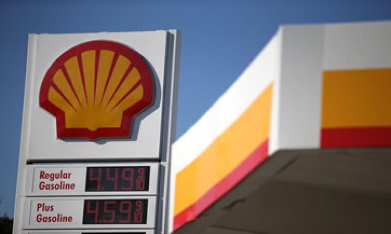 Shell se ubica entre las marcas más valiosas del mundo. (Foto: AFP)