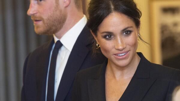El look más sexy de Meghan Markle como duquesa