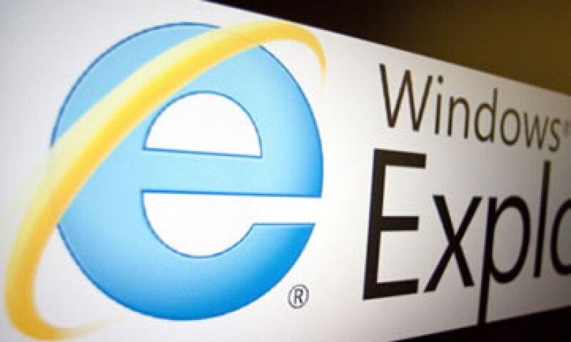 Microsoft brindó una actualización del sistema Windows XP para el fallo con su navegador.  (Foto: Getty Images)