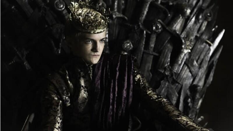 El cruel rey Joffrey (Jack Gleeson) de ?Game of Thrones? está por terminar su matrimonio arreglado en la cuarta temporada de la popular serie