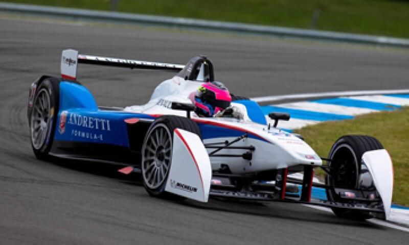Los autos son capaces de alcanzar los 100 km/h en tres segundos. (Foto: Cortesía Formula E.)