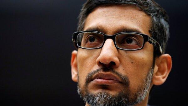 Sundar Pichai abogó por una regulación de IA cautelosa.