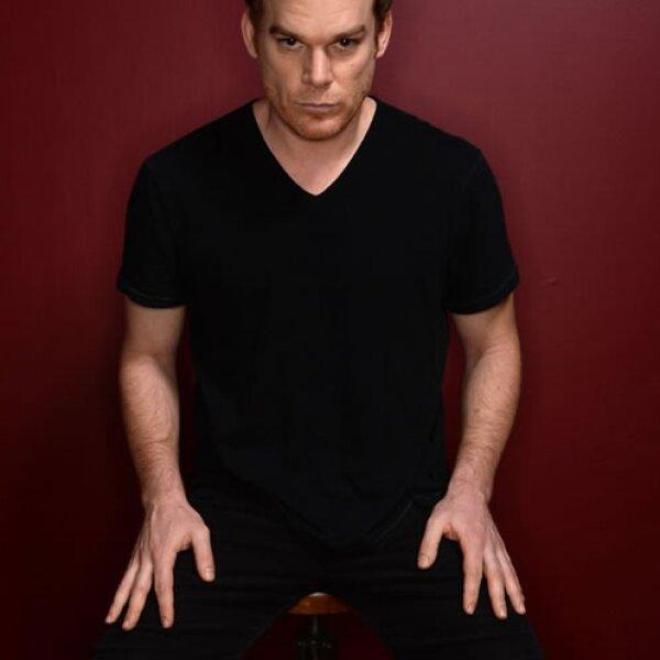Michael C. Hall fue cinco veces nominado al Emmy por Dexter, pero se despidió del programa con las manos vacías.