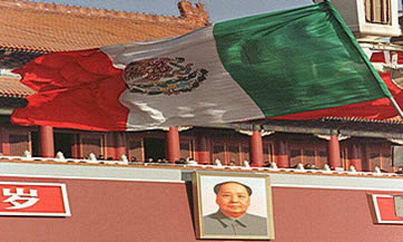La balanza comercial entre México y China alcanzó en 2010 la cantidad de 50,000 mdd. (Foto: AP)