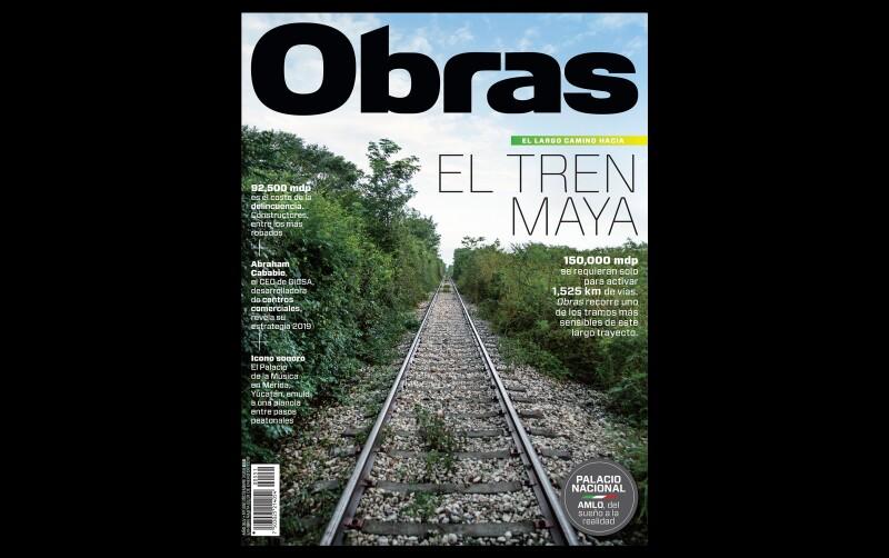 Portada Obras Tren Maya 551