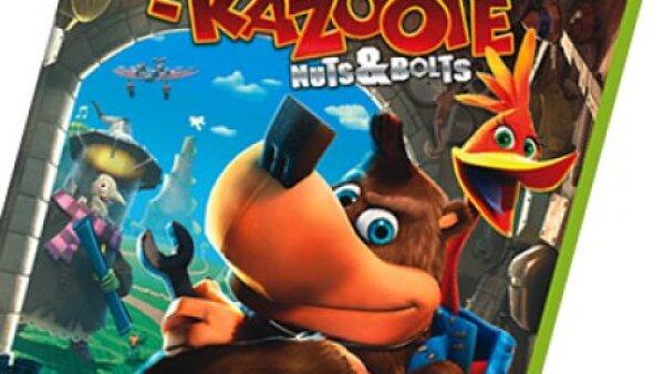 X BOX Banjo-Kazzoie