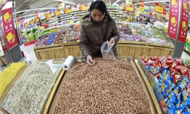 En julio de 2011, la inflación se ubicó en 6.5%. (Foto: Reuters)