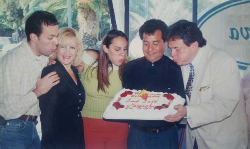 Cumpleaños de José José