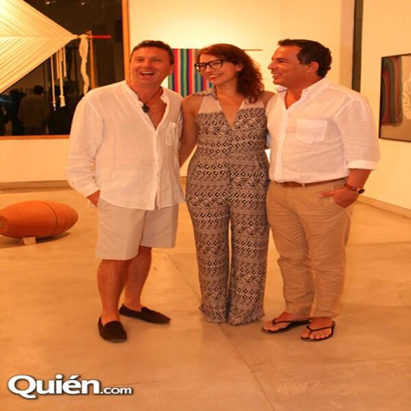 Rafa Micha,Ariadne Ramoneti,Eugenio López