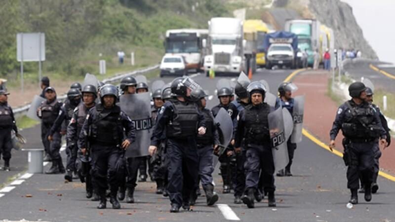 Enfrentamiento Puebla Chalchihuapan