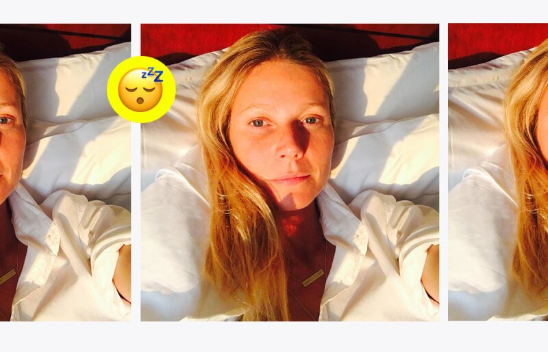 clean-sleeping-Gwyneth-Paltrow