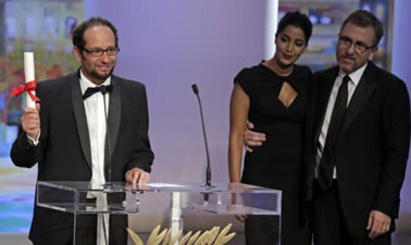 El premio es el tercero que Reygadas recibe del Festival Internacional de Cine de Cannes. (Foto: Reuters)