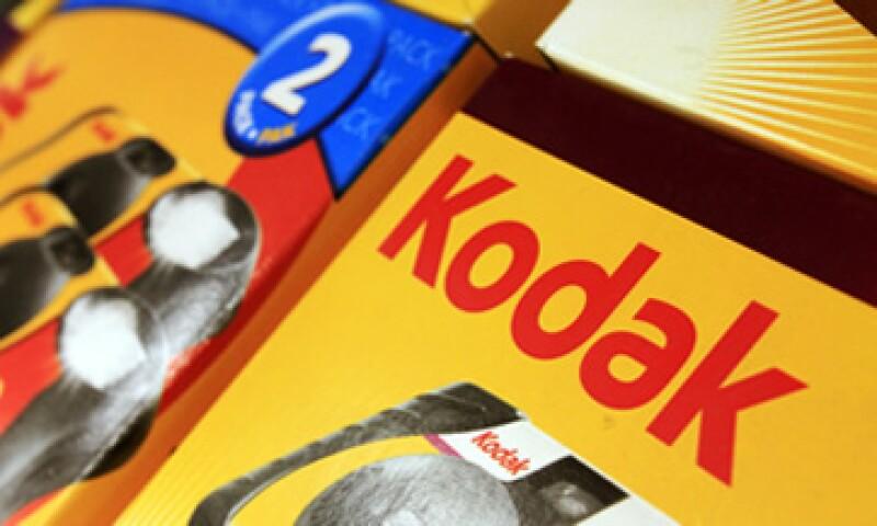 Kodak finalizó el tercer trimestre de este año con ventas por 1,462 millones de dólares, una caída de 17% respecto al mismo periodo del año pasado. (Foto: AP)