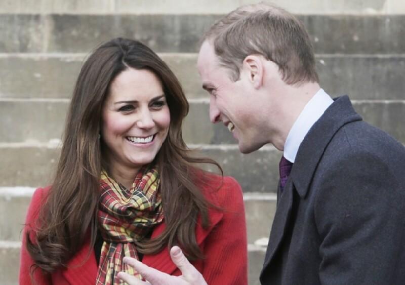 ¿Lo mejor de Kate? Hace muy feliz a Guillermo.