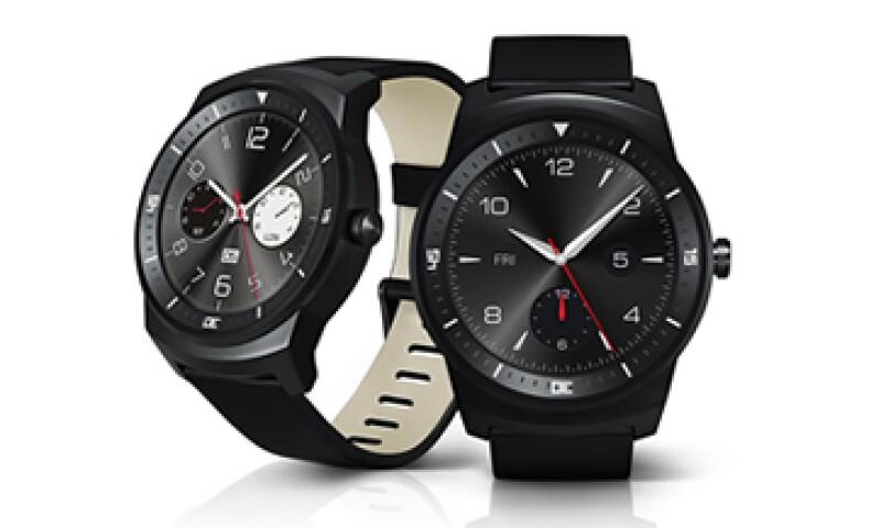 El diseño del smartwatch de LG retoma líneas clásicas de los modelos tradicionales. (Foto: tomada de www.lgnewsroom.com)