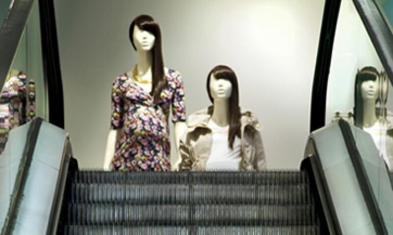 La tienda de H&M en el Centro Comercial Santa Fe de la Ciudad de México es la segunda más grande de la cadena en el mundo. (Foto: Manuel Riestra)