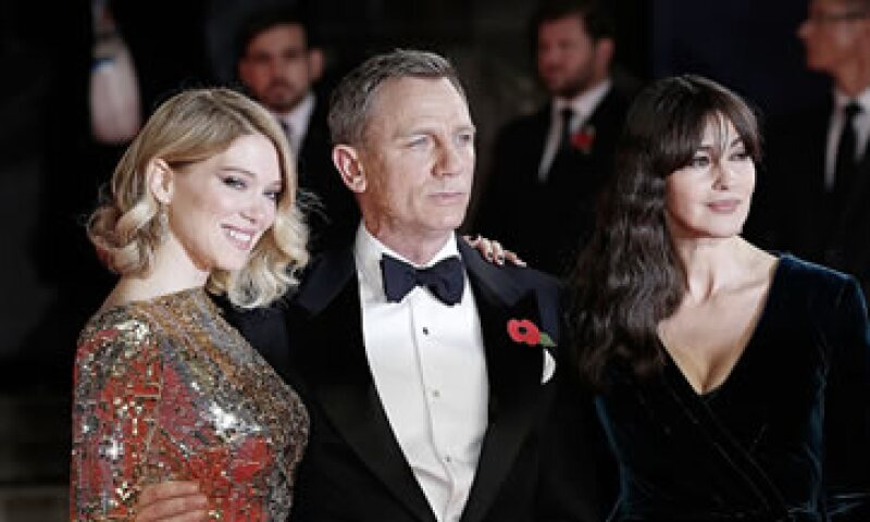 Daniel Craig utiliza un acento conocido como el inglés de la reina. (Foto: Getty Images/Archivo)