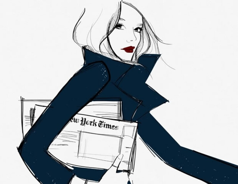 Conoce por qué capturar el je ne sais quoi del estilo francés la ha convertido en una de las 40 mujeres más importantes de la década, según Vogue.
