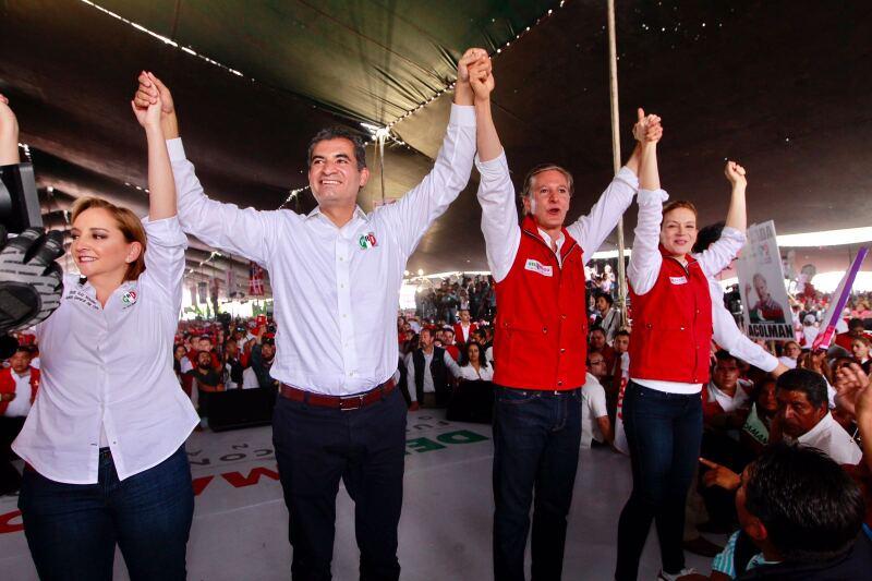 Del Mazo cierre de campaña