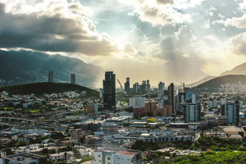 Monterrey y su cielo