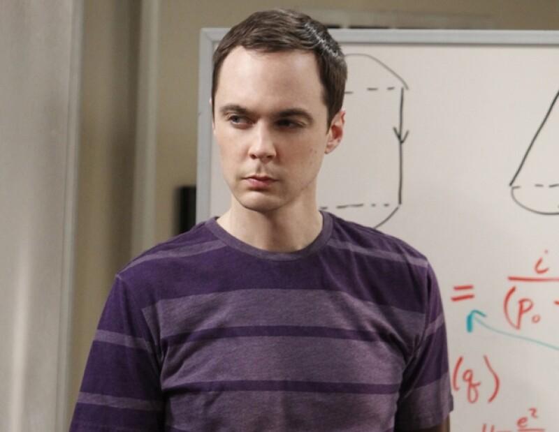 Sheldon Cooper es interpretado por Jim Parsons.