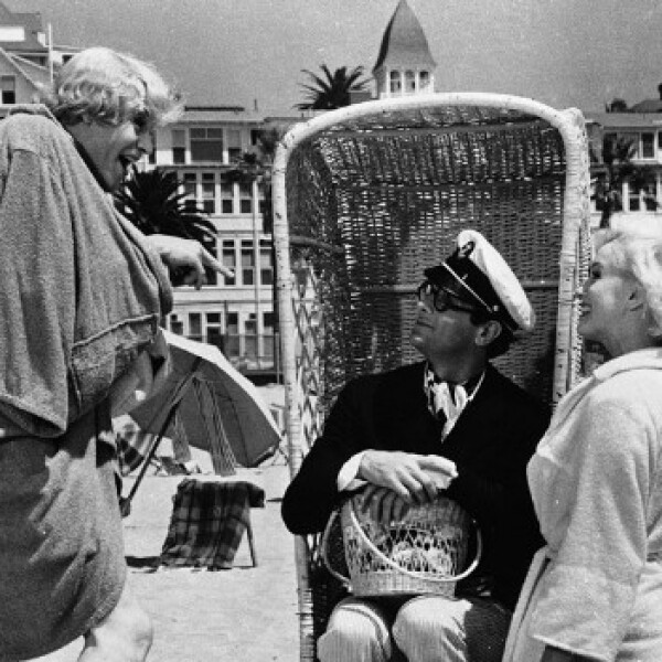 Some like it Hot pelicula Marilyn Monroe Tony Curtis