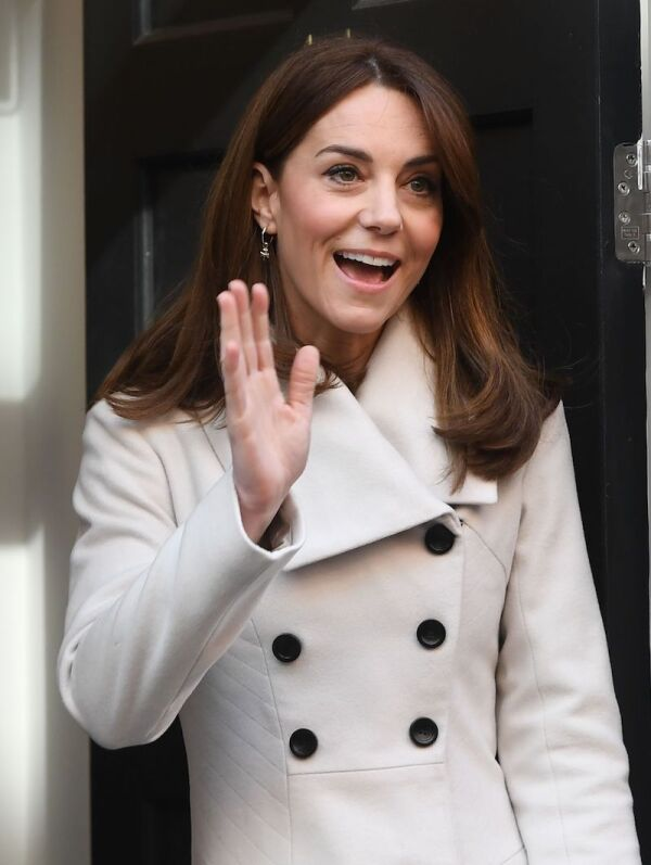 Prince William and Catherine Duchess of Cambridge visit to Ireland - 04 Mar 2020