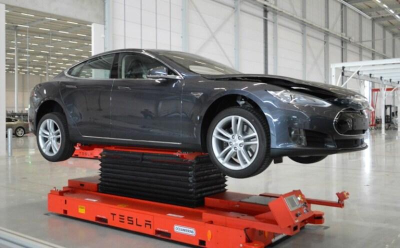 Tesla planta Europa