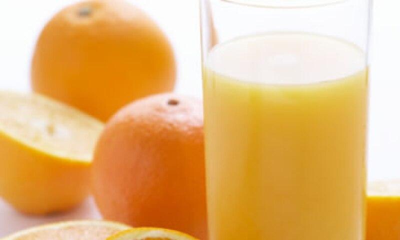 Los jugos frescos de frutas y verduras han ganado popularidad en Estados Unidos. (Foto: Thinkstock)