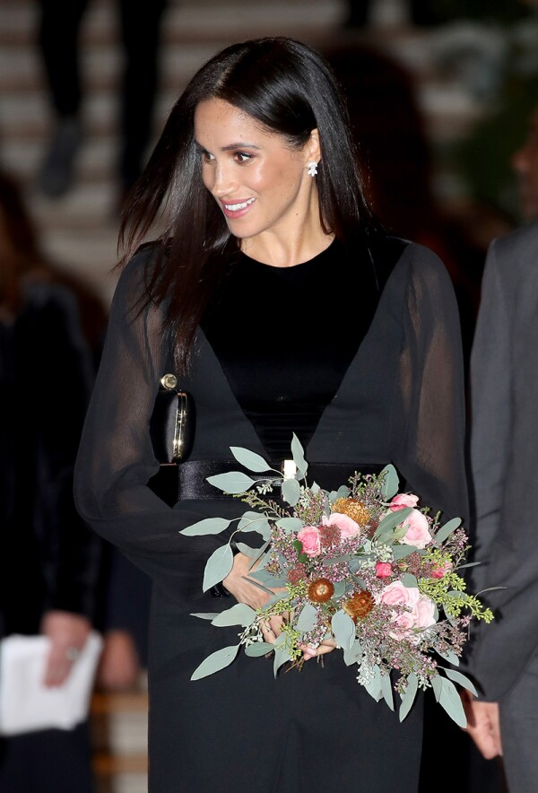 The Duchess of Sussex Opens 'Oceania' At The Royal Academy Of Arts