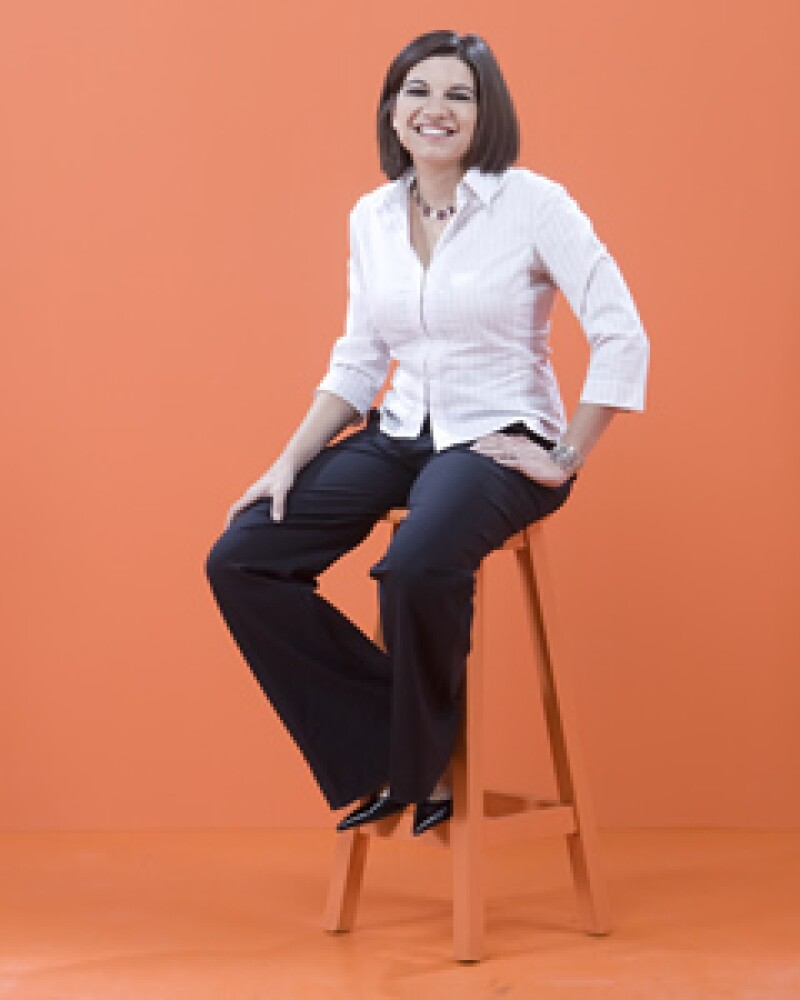 Sylvie Milverton (Foto: Duilio Rodríguez)