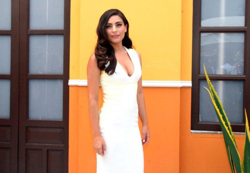 Además de actuar en la telenovela, también interpretará una canción al finalizar los episodios.