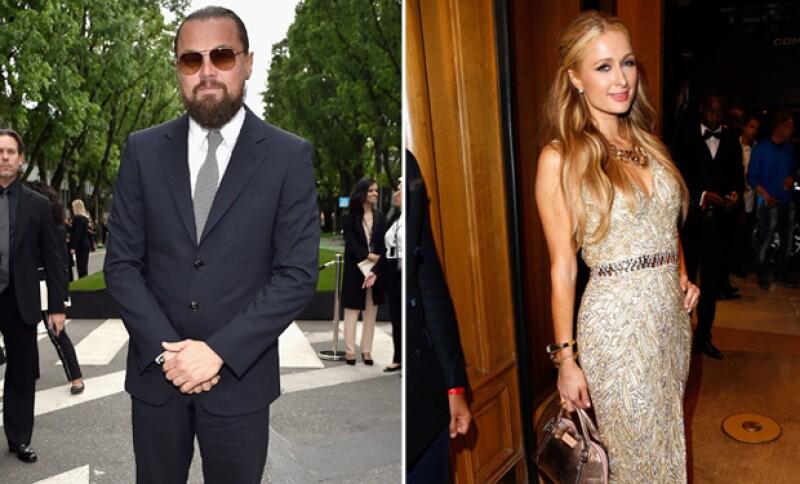 Fue el actor de Hollywood quien dejó salir su gran poder adquisitivo para ganar la puja por una costosa bolsa Chanel a la guapa heredera durante una cena de beneficencia en Cannes.