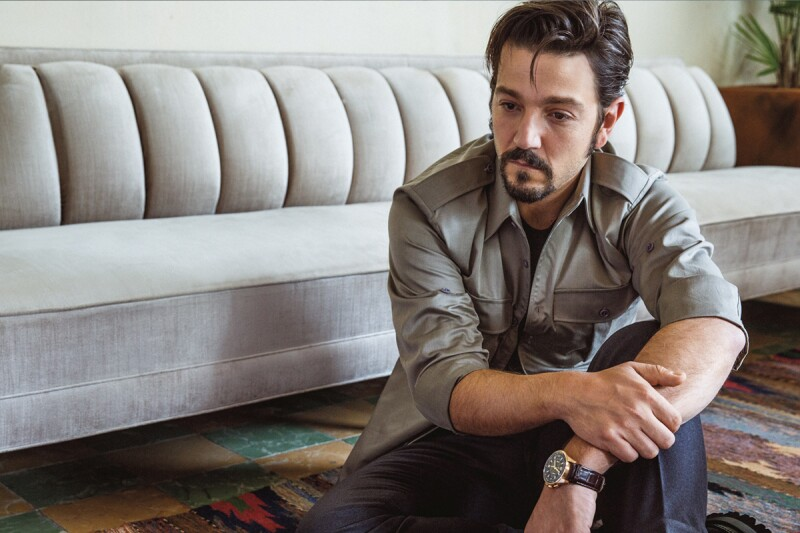 Diego Luna Life and Style