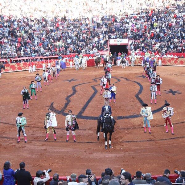 Corrida de toros Guadalupana