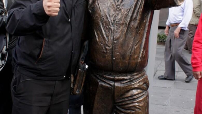 estatua, Juanito