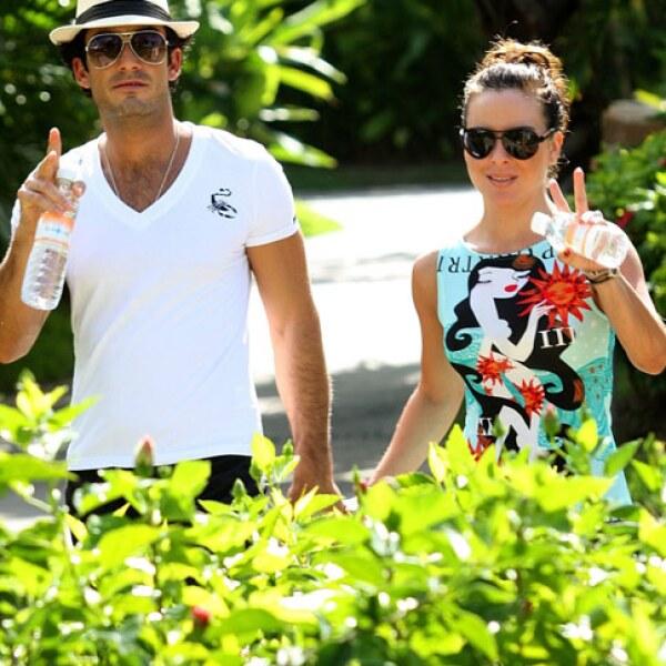Sin embargo, comenzaron a surgir rumores que indicaban que el matrimonio de Kate y Aarón atravesaba por una fuerte crisis.
