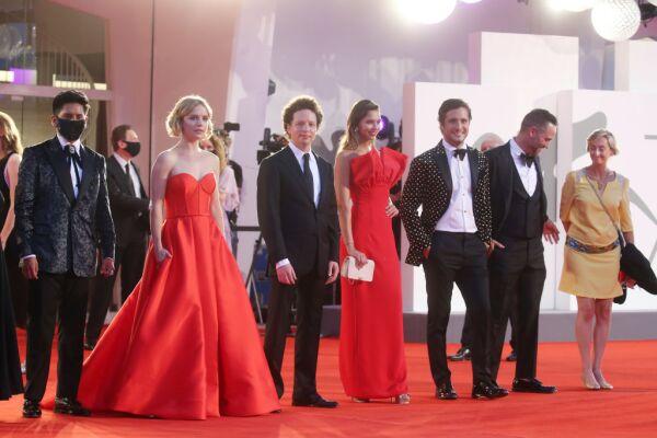 """""""Nuevo Orden"""" (New Order) Red Carpet - The 77th Venice Film Festival"""