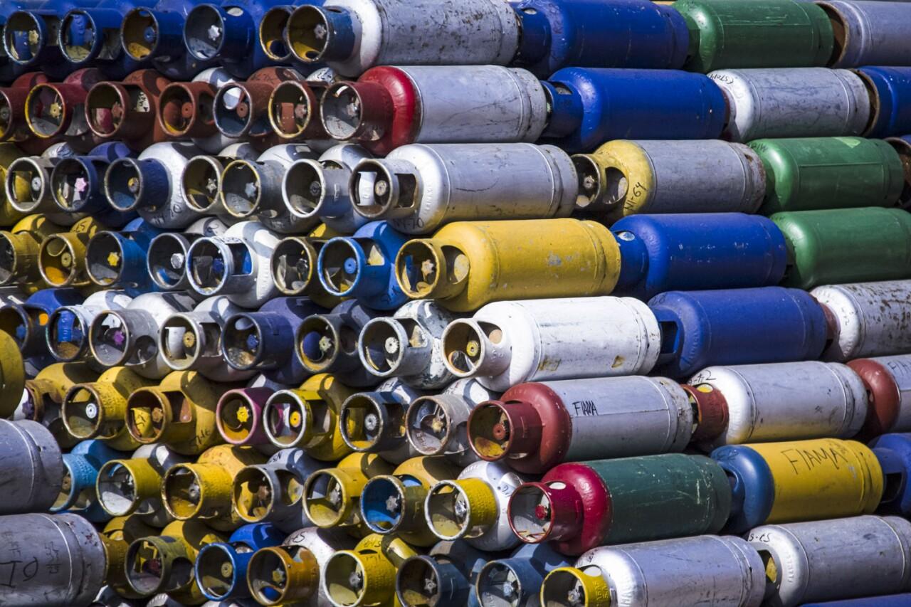 Las importaciones de gas LP de los privados tocan récord, pero las de Pemex caen