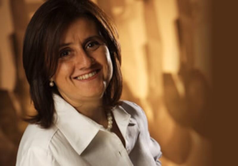 Directora corporativa de Desarrollo Humano y Responsabilidad Social de Homex (Foto: Especial)