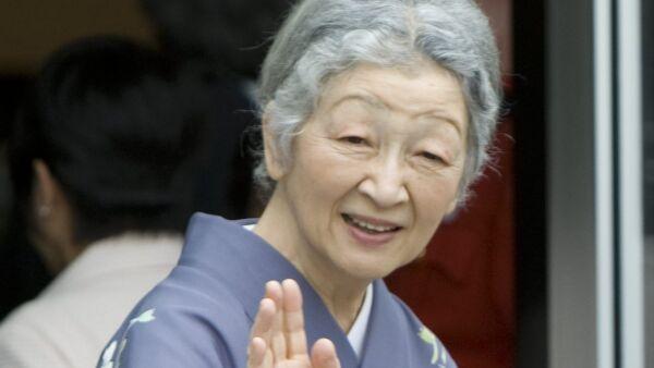 Emperatriz emérita Michiko