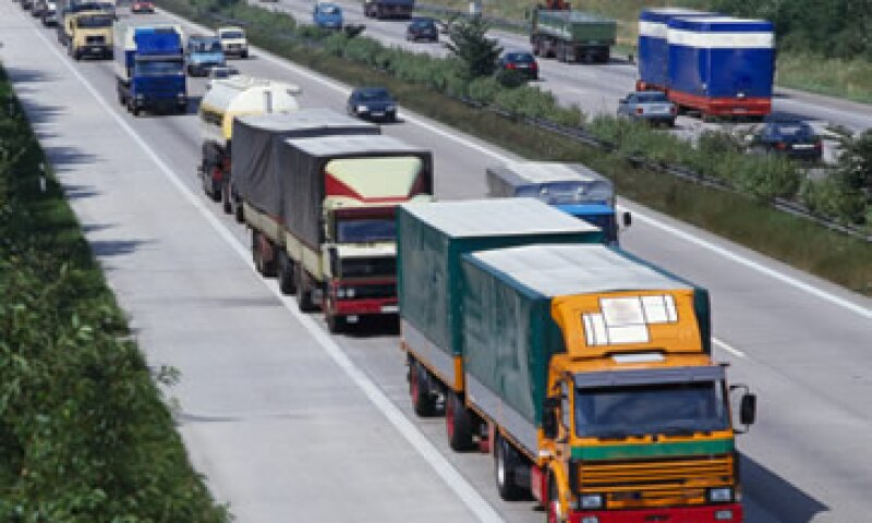 Los camiones de doble carga estrán limitados a circular en carreteras tipo B. (Foto: Getty Images)