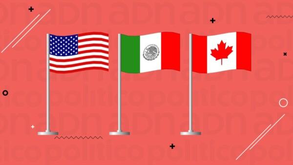 Tratado México, Canadá y EU