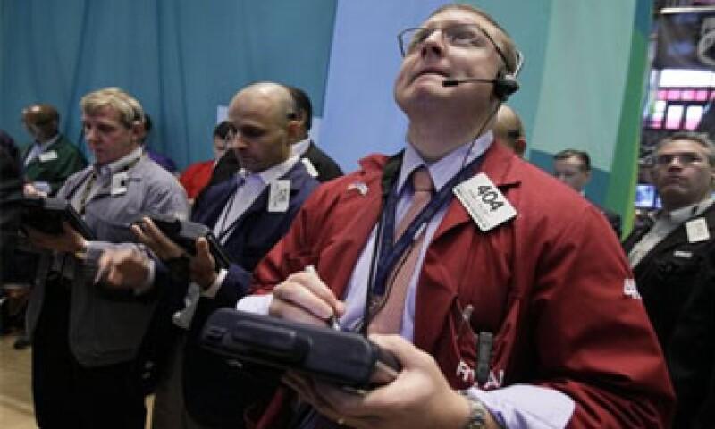 El Nasdaq perdió 1.11%. (Foto: Reuters )