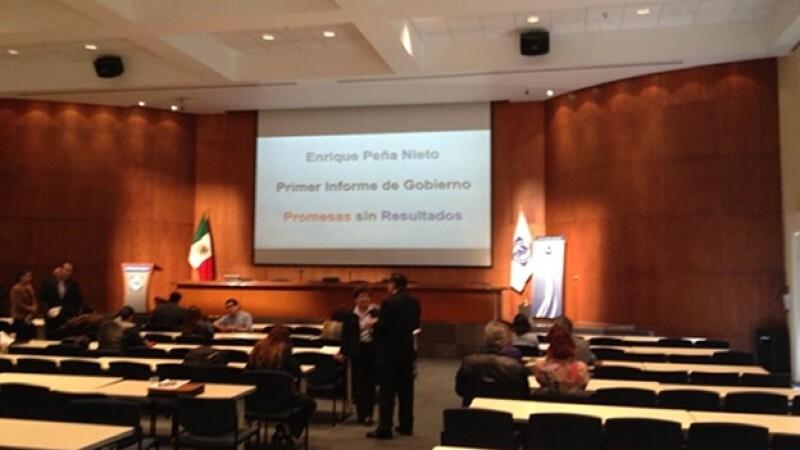 primer informe gobierno Peña Nieto PAN