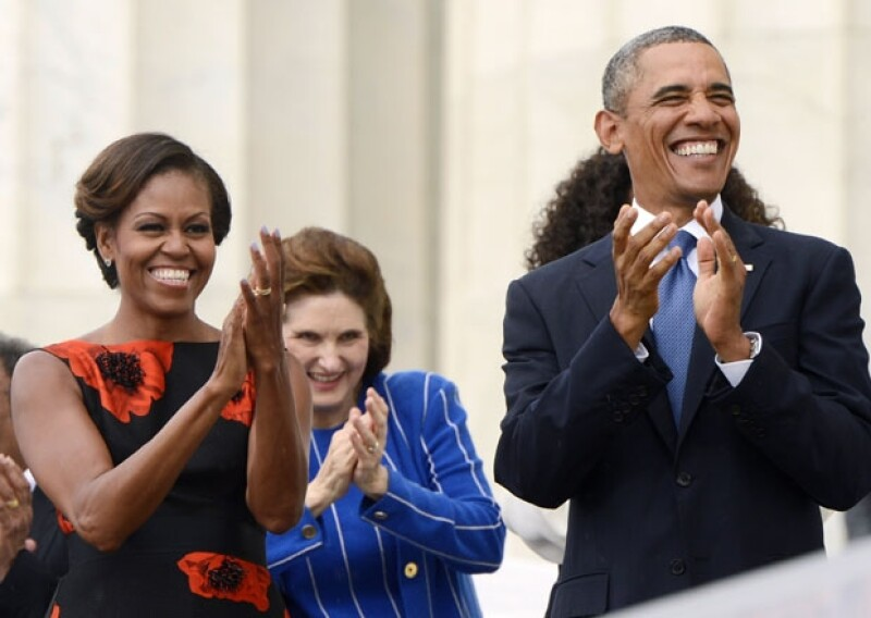 Barack y Michelle Obama recibirán a representantes de la cultura latina en la Casa Blanca.